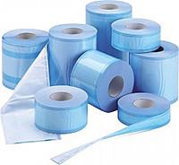 """Рулоны для стерилизации """"Клинипак"""" 100мм/200м  (бумага/пленка)"""
